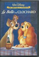 N°17  (la Belle Et Le Clochard) 1955 - Dessin Animé