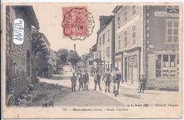 MOUCHARD- ROUTE D ARBOIS- LES COMMERCES - Other Municipalities