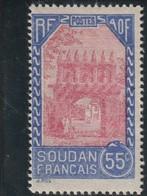 SOUDAN  Timbre De 1931-38  N° 73 * - Soudan (1894-1902)