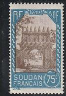 SOUDAN Timbre De 1931-38  N° 75* - Soudan (1894-1902)
