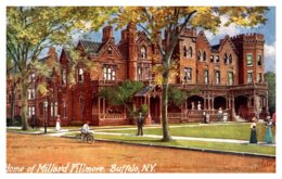 New York Kinderhook ,Home Of Millard Fillmore , Tuck's 2900 - NY - New York