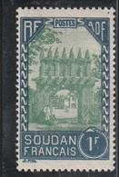Soudan  TIMBRE DE 1931-38  N° 78* - Soudan (1894-1902)