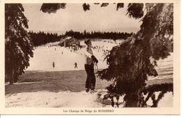 68 - ROSSBERG - Les Champs De Neige Du Rossberg - Autres Communes