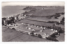 50 En Avion Au Dessus De Saint St Pair Sur Mer N°37 Postée De Granville En 1962 Camping VOIR 2 ZOOMS 2CV 4CV Camion - Saint Pair Sur Mer