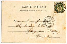 NORD CP 1902 GARE DE MAUBEUGE T84 - 1877-1920: Periodo Semi Moderno