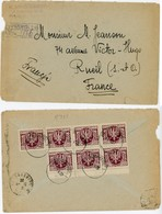 POLOGNE ENV 1973 CZESTOCHOWA LETTRE RECOMMANDEE - Lettres & Documents