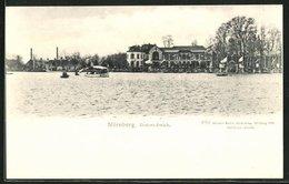 AK Nürnberg, Gasthaus Am Dutzendteich - Nuernberg