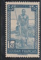 SOUDAN  Timbre De  1931-38  N° 81* - Soudan (1894-1902)