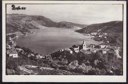 Bakar, Photo Picture Postcard, Ca 1944, Unused - Kroatien