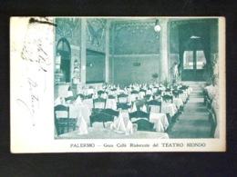 SICILIA -PALERMO -RISTORANTE -F.P. LOTTO N°652 - Messina