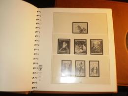 ALBUM FRANCE Préimprimé REGULAR 1972 à 1981 LINDNER - Binders With Pages