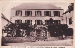 La Forêt Fouesnant - Hôtel De L'Espérance - La Forêt-Fouesnant