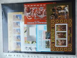 Burundi Lot De Bloc En Neuf** Bloc 131/40 Complet Sauf Bloc Musique Année 1992 A 2000 A SAISIR 10 Pourcent De La Cote - Collections