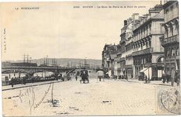 ROUEN : LE QUAI DE PARIS - Rouen
