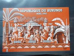 Burundi Bloc 133 Noel Neuf ** - Burundi