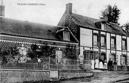 VILLERS-VERMONT ( Oise ) - France
