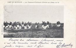 BEVERLOO / KAMP / KAMP /  CHASSEURS ECLAIREURS D ANVERS   1902 - Leopoldsburg (Beverloo Camp)