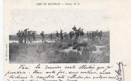 BEVERLOO / KAMP / KAMP /  CHAMP DE TIR   1902 - Leopoldsburg (Beverloo Camp)