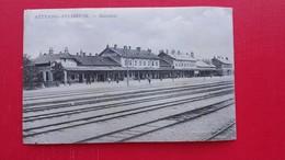 Attnang-Puchheim.Bahnhof.Railway Station - Attnang-Pucheim