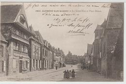 - Guéméné - Sur - Scorff : La Grand' Rue Et Place Bisson. - Guemene Sur Scorff