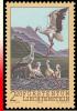 Liechtenstein 1266**  Faune Oiseau Cigognes  MNH - Liechtenstein