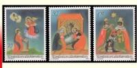 Liechtenstein 1277/79**  Noel  MNH - Liechtenstein