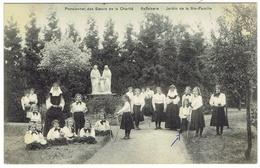 Saffelaere. Pensionnat Des Soeurs De La Charité. Jardin De La Ste Famille. **** - Lochristi