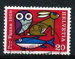 """Mi Nr 670 - """"TURGI"""" - (ref. 1972) - Gebruikt"""
