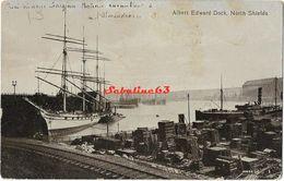Albert Edward Dock - North Shields - 1913 - Autres