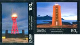 Ref. 304907 * NEW *  - ICELAND . 2013. LIGHTHOUSES. FAROS - Ungebraucht
