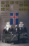 Ref. 337510 * NEW *  - ICELAND . 2015. CENTENARY OF THE FLAG OF ICELAND. CENTENARIO DE LA BANDERA DE ISLANDIA - Ungebraucht