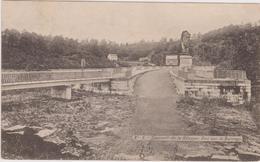 Souvenir De La Gileppe Vue Sur Le Barrage Obl. Dolhain-Limbourg 1900 - Gileppe (Barrage)