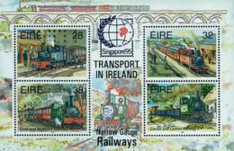 Ref. 55485 * NEW *  - IRELAND . 1995. SINGAPORE 95. INTERNATIONAL PHILATELIC EXHIBITION. SINGAPORE 95. EXPOSICION FILATE - Ungebraucht