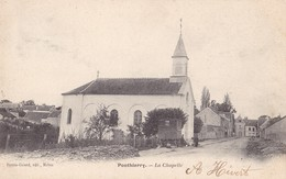 PONTHIERRY - La Chapelle - Saint Fargeau Ponthierry