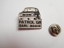 Beau Pin's , Auto 4X4 Nissan Patrol GR , SARL Bodin , Bayeux , Calvados - Autres