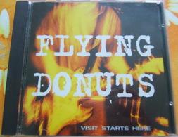 CD  PUNK - FLYING DONUTS / VISIT STARTS HERE - Punk