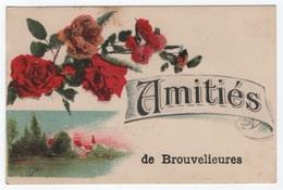 BROUVELIEURES AMITIES - Brouvelieures