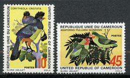 Cameroun, Yvert 534&535**, Scott 554&555**, MNH - Camerun (1960-...)