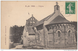 CANTAL YDES EGLISE - France