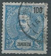 Zambèze  Yvert N°  23 Oblitéré  -  Ay 15932 - Zambèze