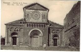 TUSCANIA VITERBO BASILICA S. PIETRO - Viterbo
