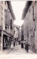 09 - Ariege-  LE FOSSAT - Rue De La Poste - Francia