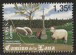 2018-ED. 5244 COMPLETA- Tradiciones Y Costumbres. Camino De La Lana -NUEVO- - 2011-... Ungebraucht