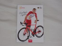 Christophe Laporte - Cofidis - 2020 - Cycling