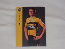 Sepp Kuss - Team Jumbo Visma - 2020 - Cycling