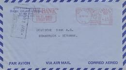 KANADA - AIRMAIL 1964 MONTREAL - OSNABRÜCK /METER/ //ak672 - Airmail