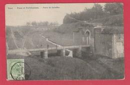 Diest - Fossé Et Fortifications -Porte De Schaffen - 1911 ( Verso Zien ) - Diest