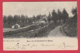 Diest - Les Fortifications Et Le Demer - 1904 ( Verso Zien ) - Diest