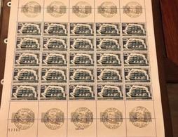 Réunion - 415 - Voilier 5 Mâts FRANCE II - Feuillet Timbres Etat Luxe Cachet Premier Jour - Unused Stamps