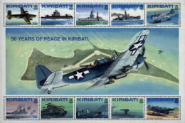 Ref. 599739 * NEW *  - KIRIBATI . 1993. 50th ANNIVERSARY OF THE BATTLE OF TARAWA. 50 ANIVERSARIO DE LA BATALLA DE TARAWA - Kiribati (1979-...)